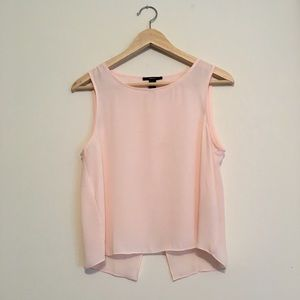 Forever 21 blush pink top